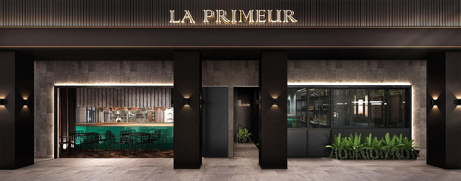 LA PRIMEUR RESTAURANT BAR
