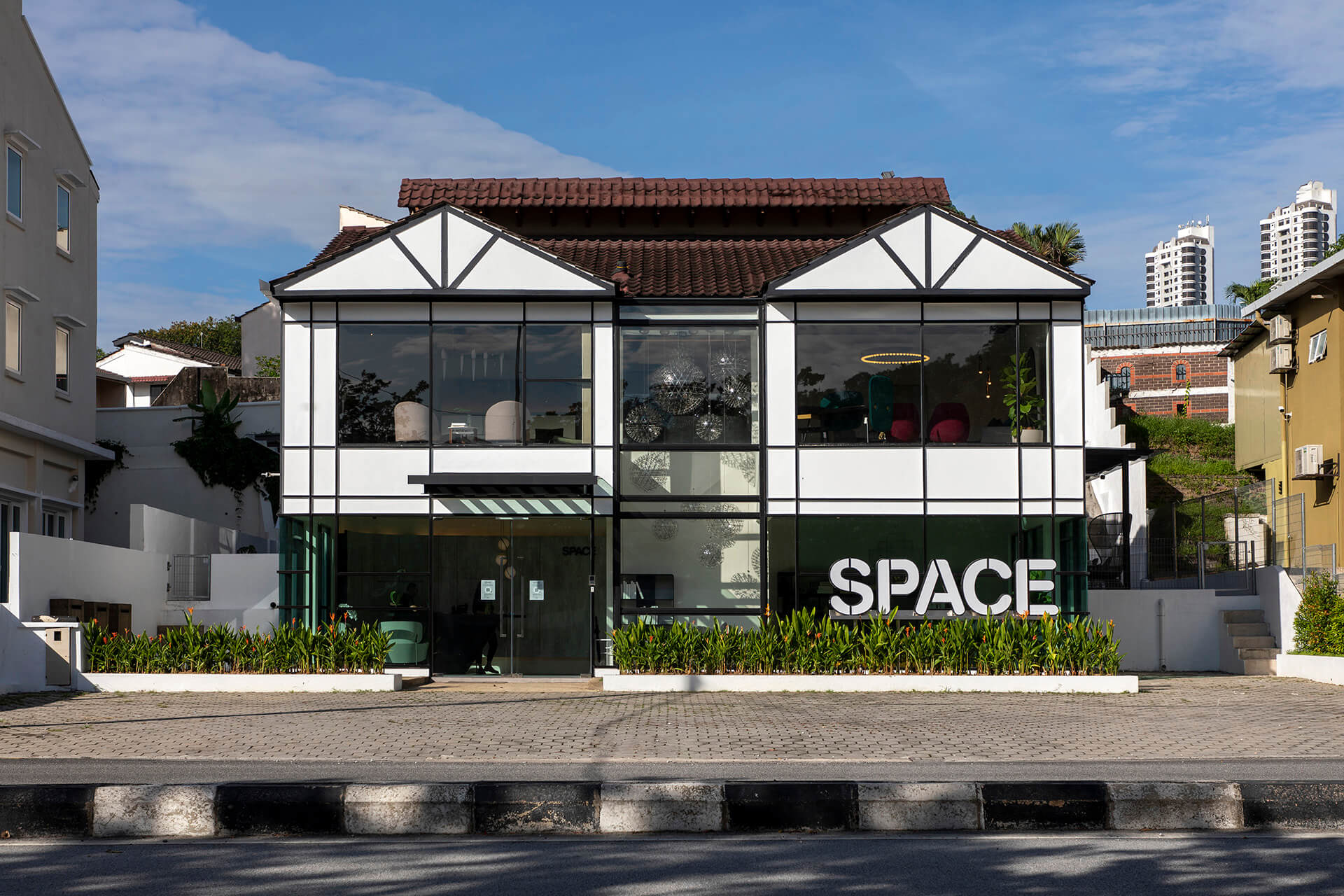 SPACE Furniture Showroom