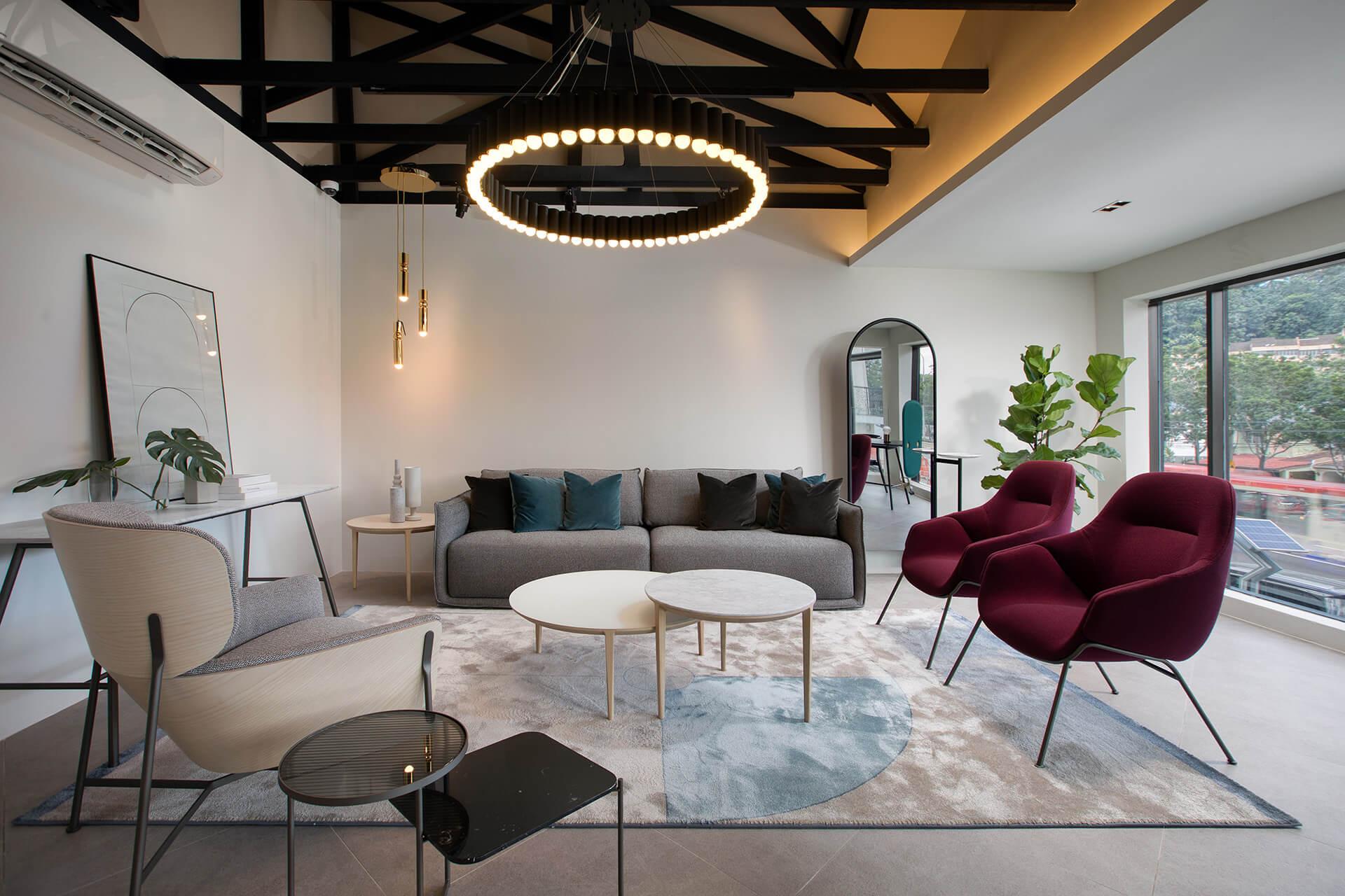 SPACE Furniture Showroom
